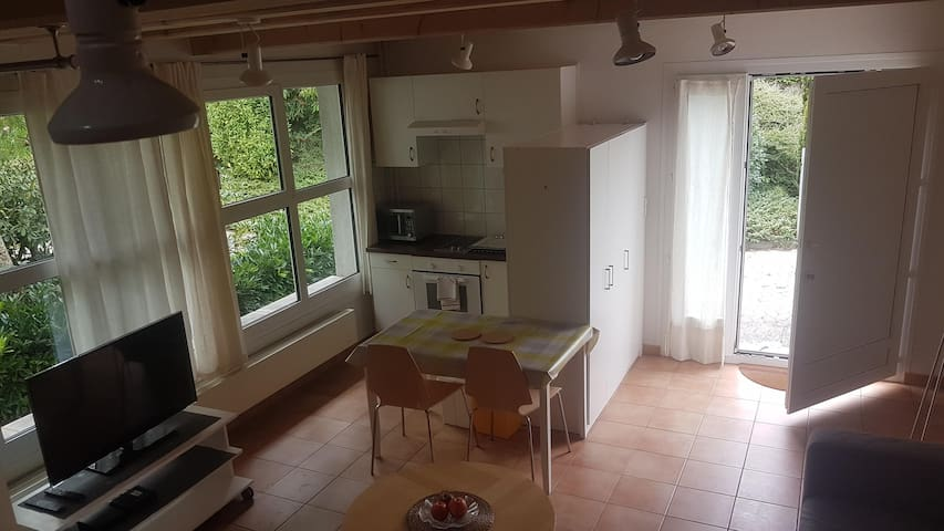 Furnished Independent Unit near Geneva/Nyon