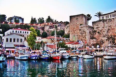 Enjoy your holiday in Antalya - Konyaaltı - ที่พักพร้อมอาหารเช้า