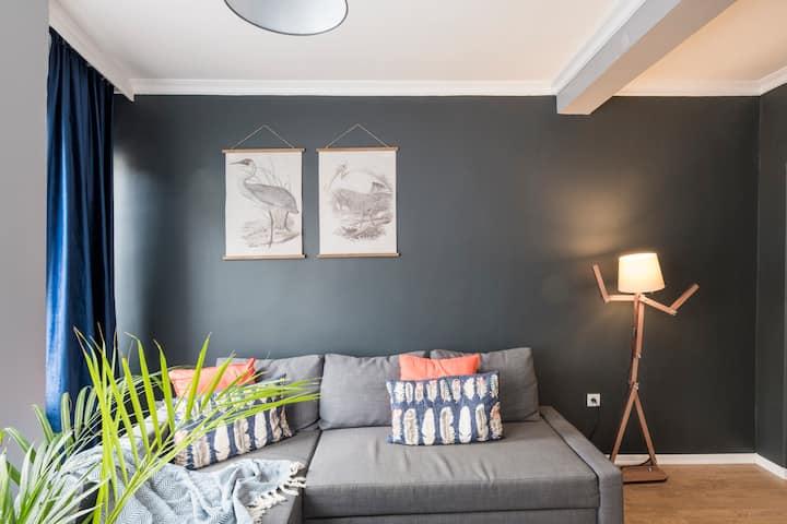2 Bedroom Flat at the heart of Beşiktaş