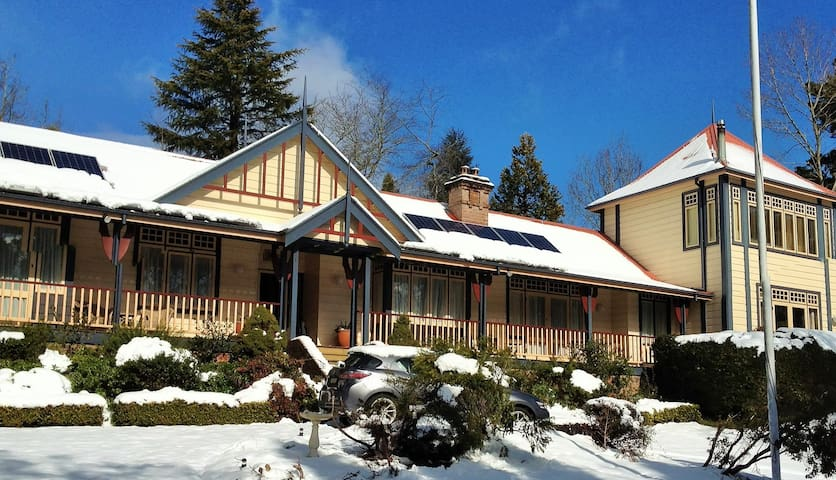 BETHANY MANOR BED & BREAKFAST - Leura - Bed & Breakfast