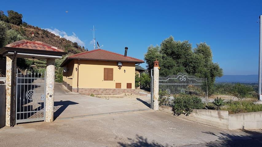 Casa vacanze, villetta privata a Nicotera