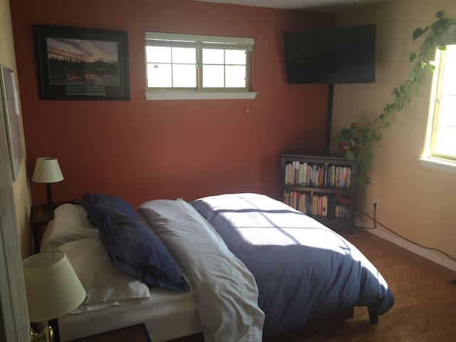 Comfy, Private Bedroom/Bathroom in a  Great Area! - Denver