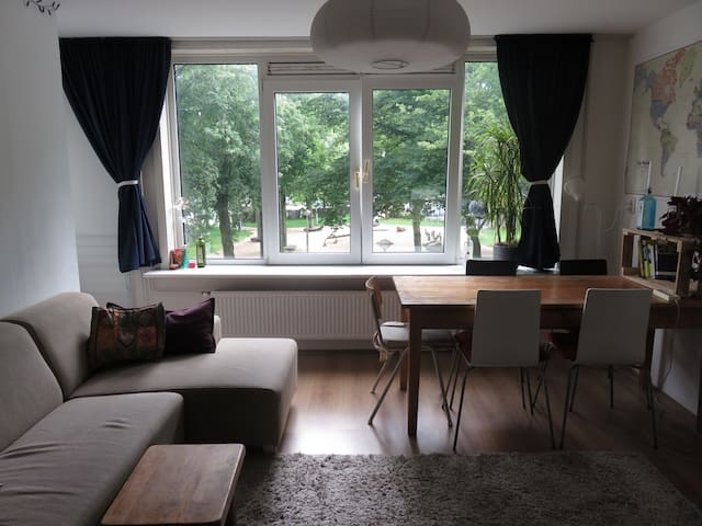 Nice apartment in Amsterdam West - Amsterdã - Apartamento