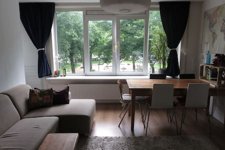 Nice apartment in Amsterdam West - 阿姆斯特丹 - 公寓