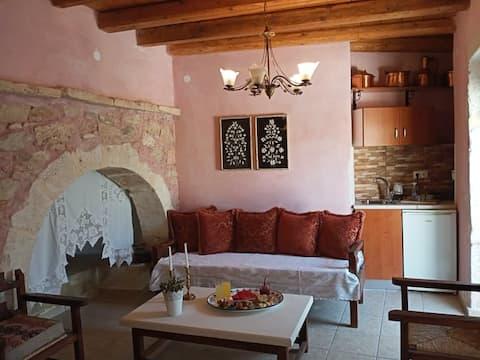 Villa Eleni the traditional side of Crete