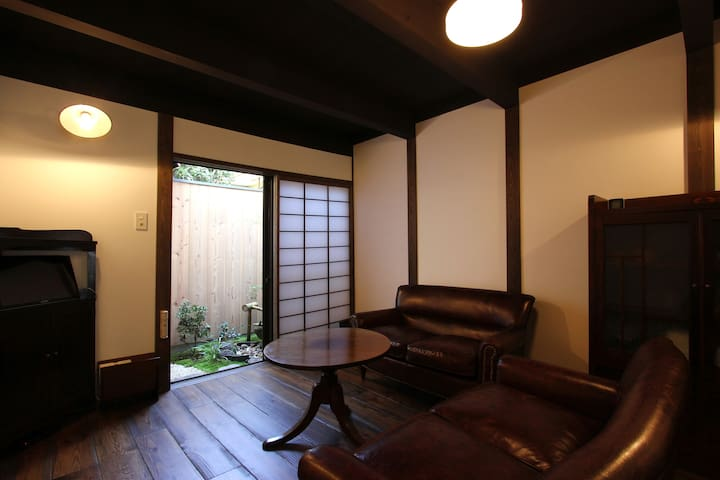 GION, Modern/TRADITIONAL house~4PAX - Kyōto-shi - House