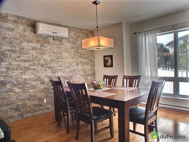 Nice condo on the mountain - Bromont - Byt
