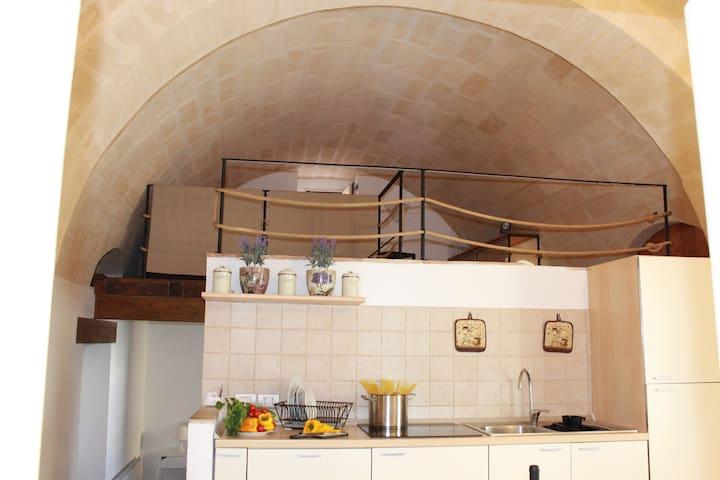 """15 min da Matera Appartamento """"L'antico Fontanino"""""""
