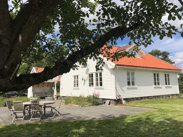 Jeløya - Wonderful house in the countryside