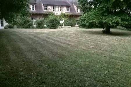 Châteaux des Groux - Haus