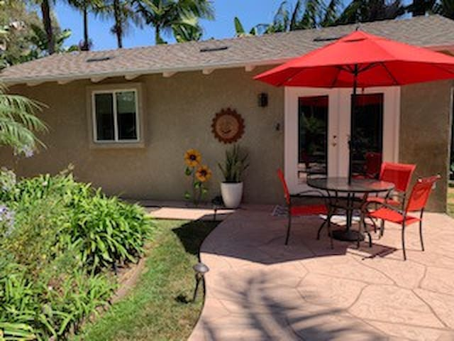 Casita Bonita is a special place, relax and enjoy!