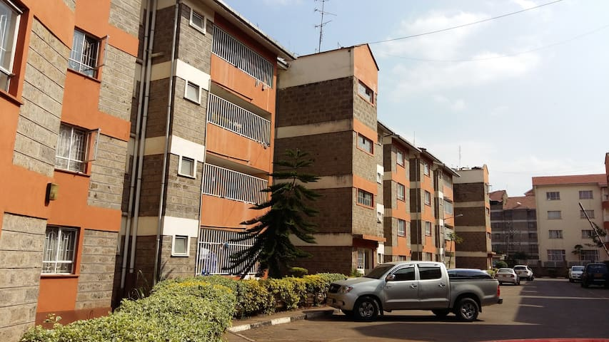 Private room in an apartment -Nairobi West - Nairobi - Apartemen