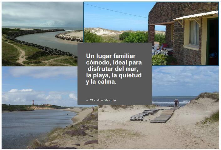 Hostel y Apartamentos - Barra del Chuy - Rumah