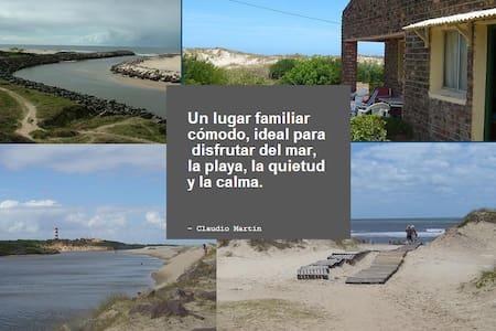 Hostel y Apartamentos - Barra del Chuy - Casa