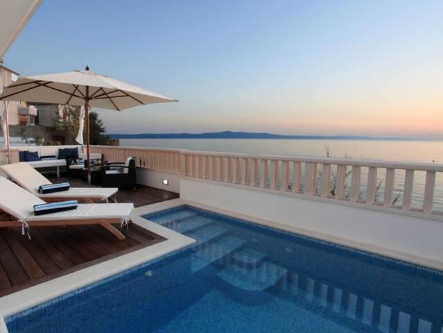 Villa Veronika - Drasnice, Dalmatia Coast, Croatia - Drašnice - Villa
