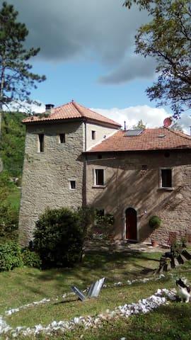 La Casa-torre - Casola Valsenio - Pis