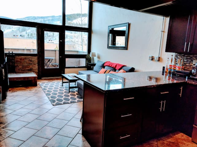 Slope-View Modern Loft: Easy Access to Vail Villge