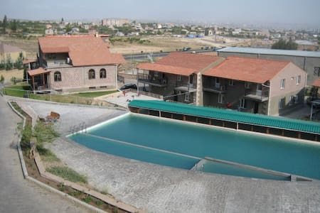 Large Villa with Ararat View and Swimming Pool