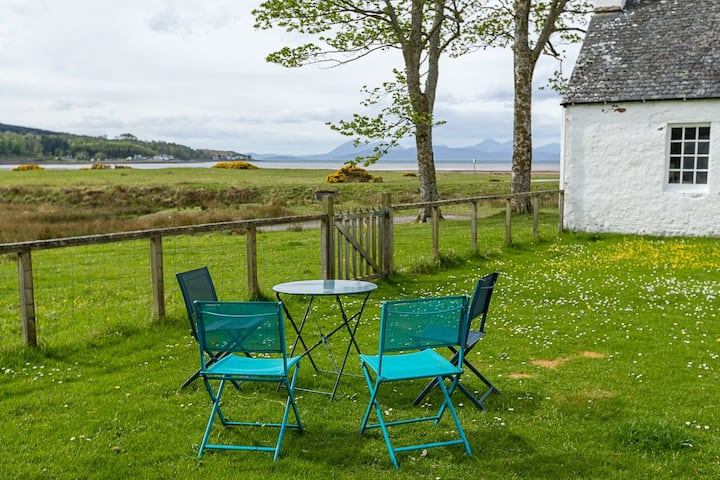 Thistle Room in Clachan Manse Applecross