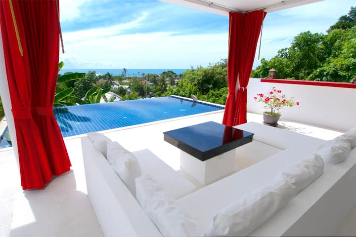 Mangosteen 2 Bd Sea View Villa