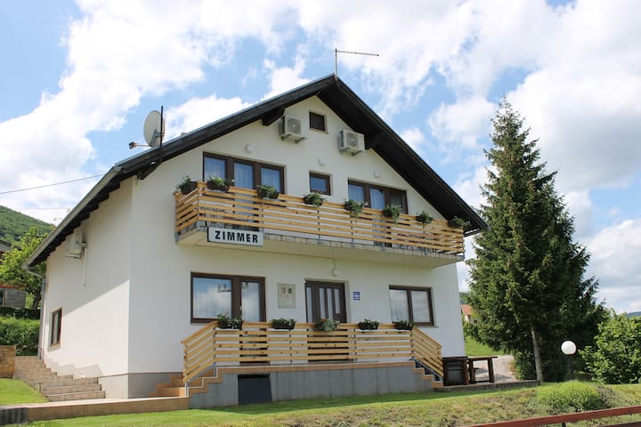 House Stefanac: Two bedroom apartment