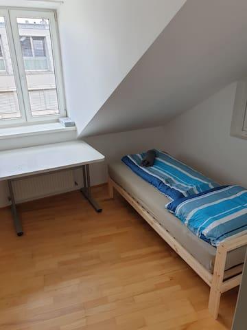 Private room in Vienna 2PAX, HBH, metro U1, AG23E