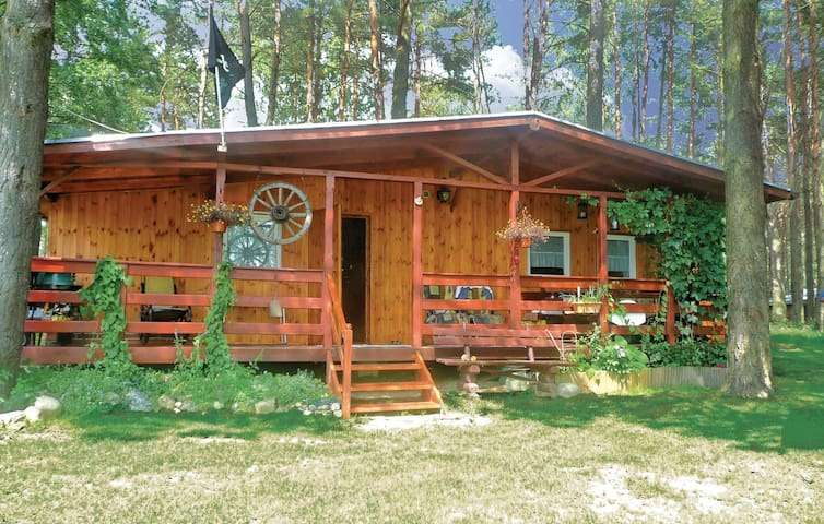 Holiday cottage with 3 bedrooms on 61m² in Ostróda