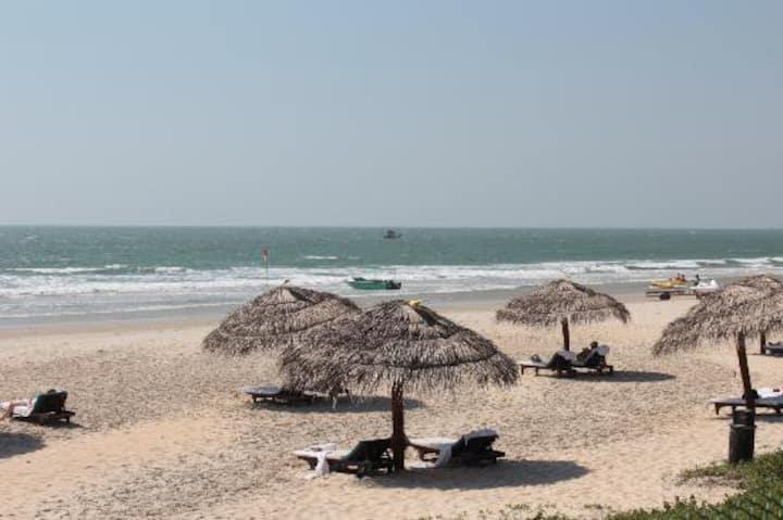 Apartment near Benaulim beach South Goa