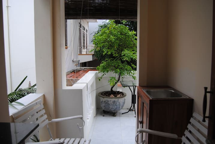 Moon house-L- house surround with tropical garden - tp. Nha Trang - Hus