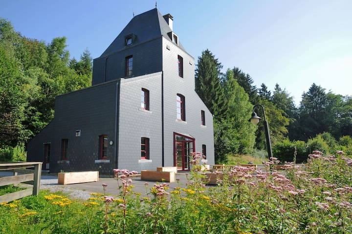 Holiday home in the middle of the forest, ideal for a family reunion
