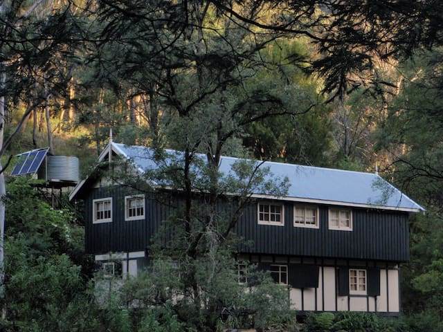 Walhalla Coach House