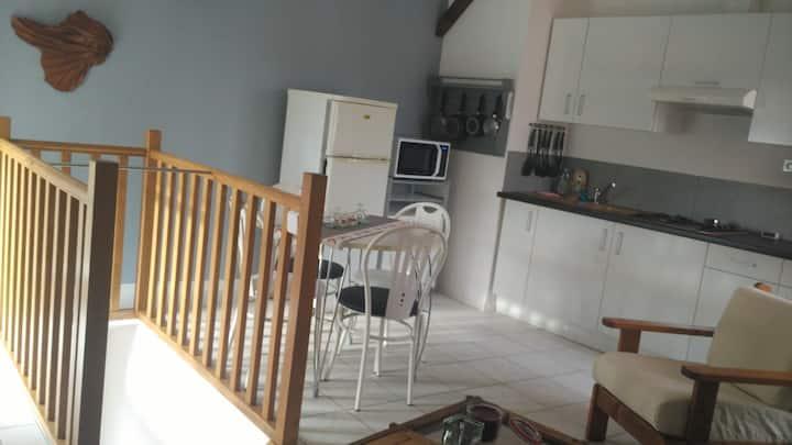 Studio proche Bord de Loire