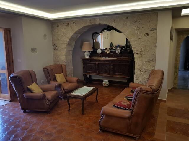 Giuseppe's house