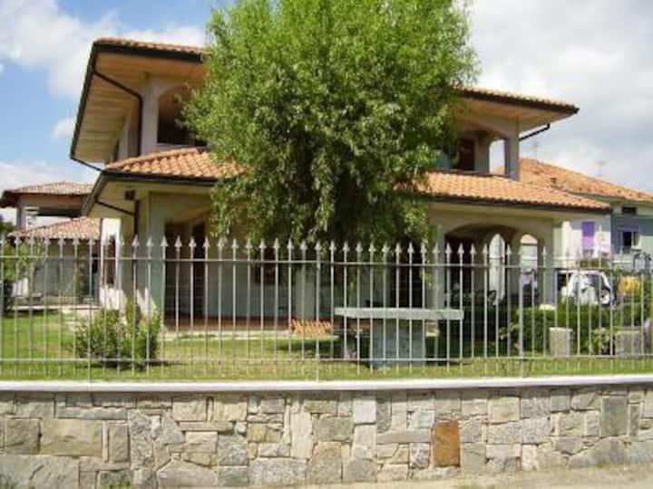 Vicinanze Lago d'Orta e Lago Maggiore casa vacanza