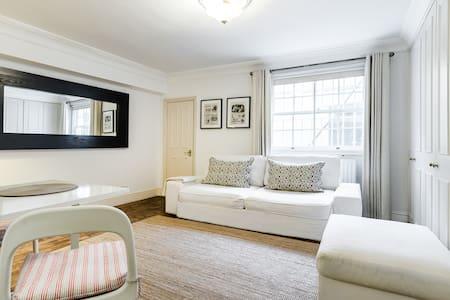 Francesco's Cosy Knightsbridge Apt - Apartament