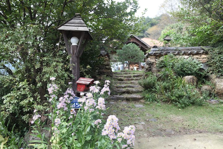 묘향 (황토 한옥), Tea Field Guest House #2 - Hadong-eup, Hadong-gun - House