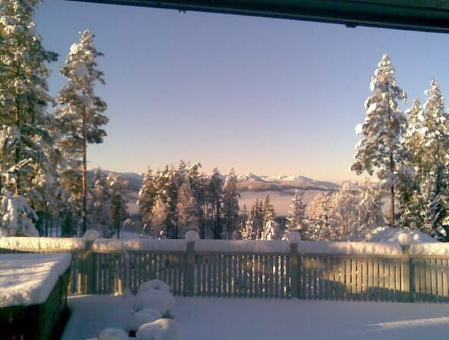 Privat room or house in Notodden :)