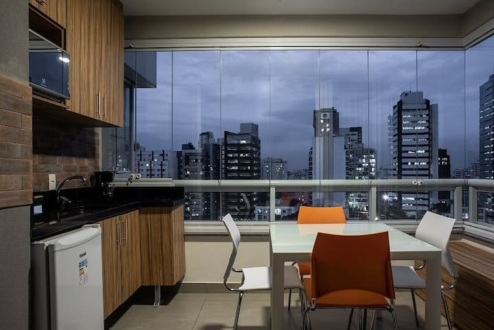 Residencial Be Paulista - Superior 152