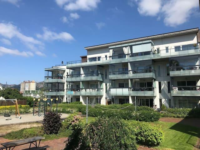 Sandnes sentrum - Modern apartment