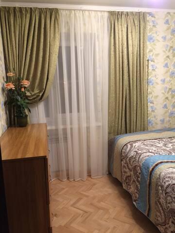 4-х ком. уютная квартира с отличным ремонтом - Pyatigorsk - Lakás