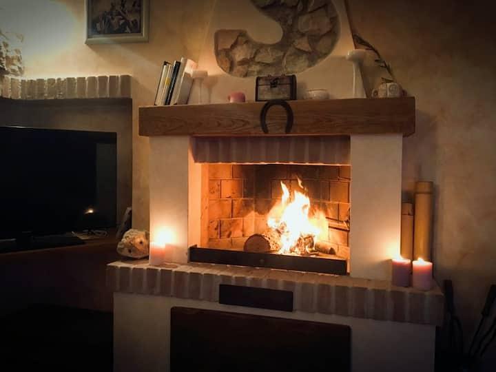La Casetta nel Borgo per coppia / Little Cottage