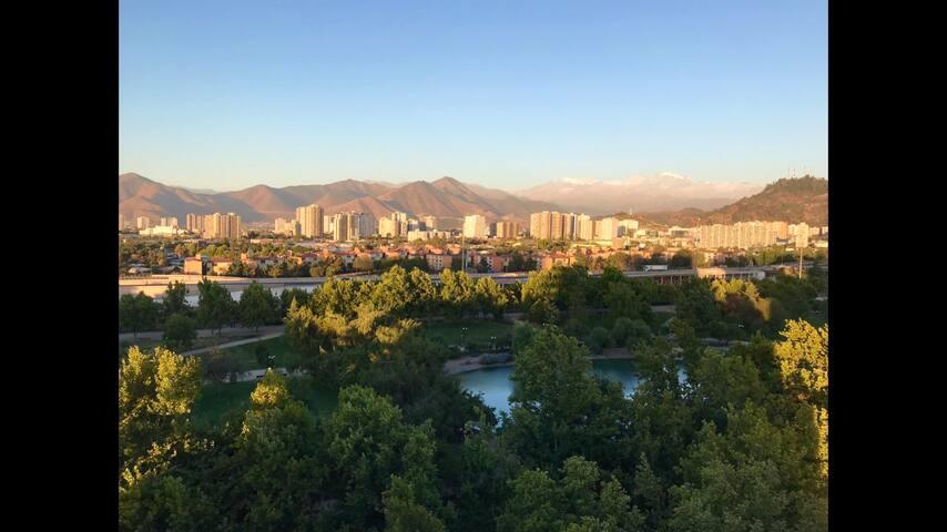 Mirador Parque de los Reyes
