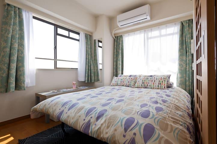 !NEW OPEN SALE !Max6ppl  2Bedroom!Ikebukuro Tokyo - Toshima-ku - Apartment