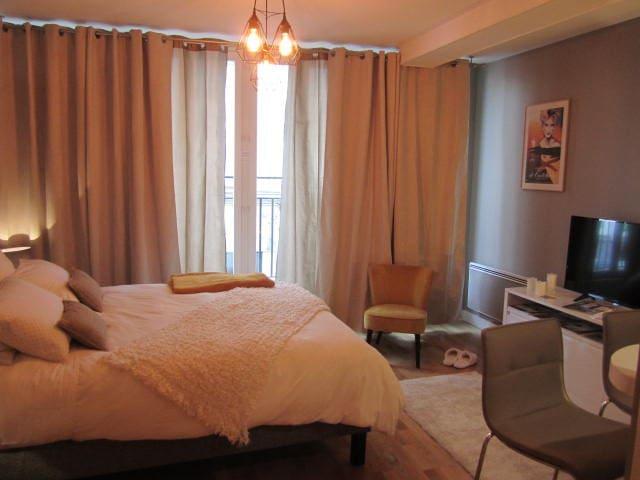 Beau studio chic et cosy hyper centre ville - Épernay
