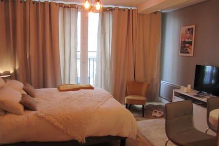 Beau studio chic et cosy hyper centre ville - Épernay - Wohnung