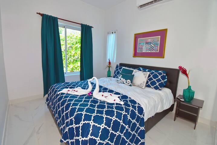 Bedroom 2 with AC