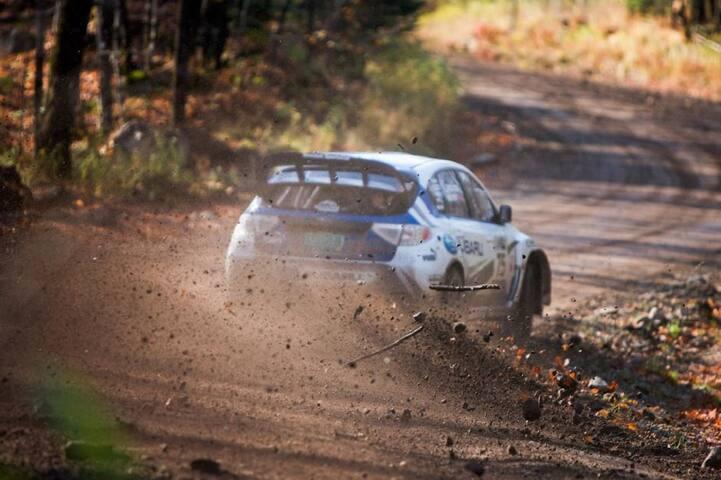Rally America races