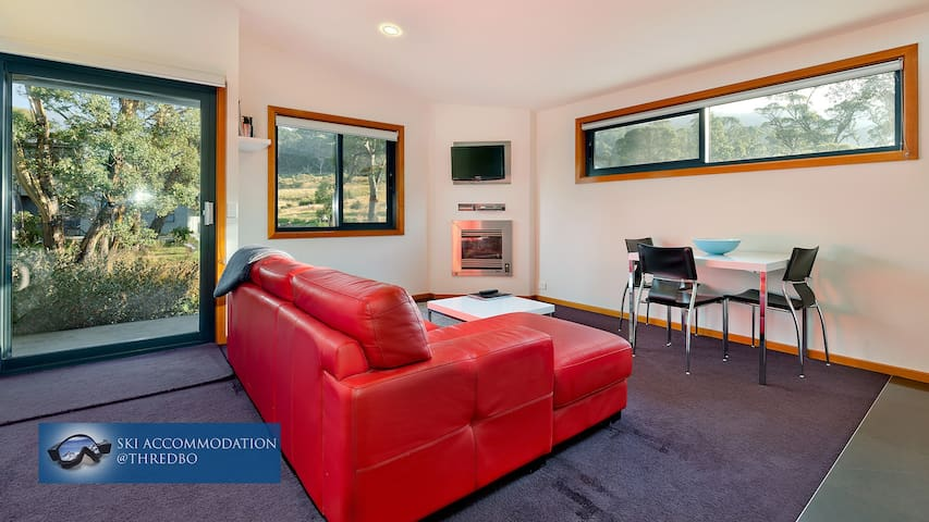 Wombat Gully Studio - Crackenback - Apartment