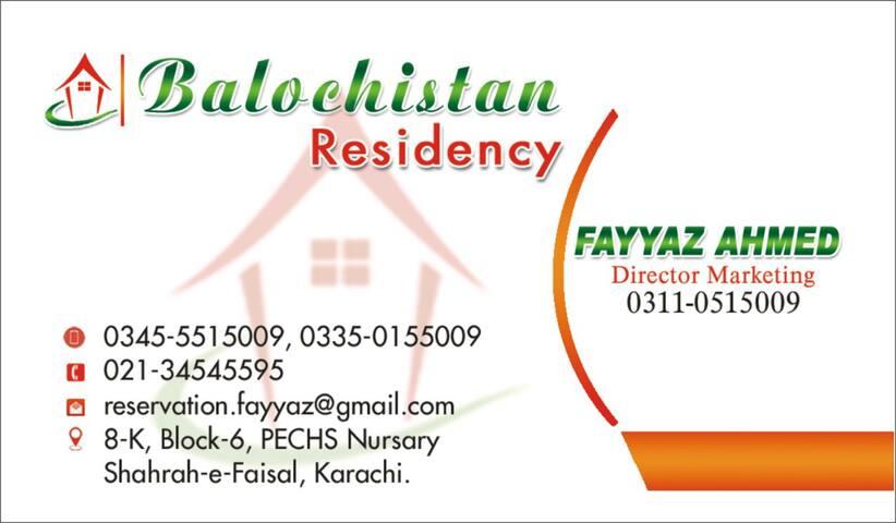 Balochistan Residency