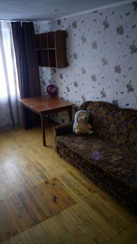Уютная квартира в Зелёной Роще - Ufa - Apartment